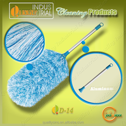China manufacturer free sample handle duster design for car interior with microfiber material