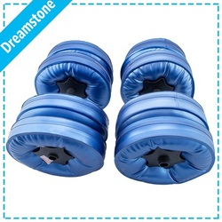 Fitness equipment Water Weights for sale, water dumbbells, ankle weights