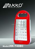 HAKKO Portable Rechargeable LED Emergency Lighting