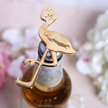 Good quality bird shaped bottle opener wedding giveaway gift for wholesale