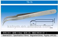 Stainless Steel Tweezers ,TS Series (TS-15)