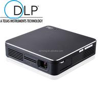 Home Theather 100 Lumens DLP Mini Projector,Bluetooth Mini LED Projector