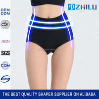 China manufacture Fast Delivery breast up bamboo body shaper underwear