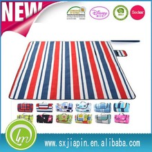 Use for Home Hospital Hotel fleece Picnics Travel Sports Portable Waterproof Picnic Rug Blankets