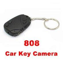 Car Key Chain Camera Car Keychain Camera DVR Covert Video Audio Recorder 808 Hidden Mini DV DVR Cam Camcorder Mini Camera