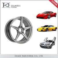 Forged Alibaba 2015 best car mag wheel with your own design