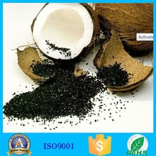 Lowest Price Coconut Shell Based Granular Activated Carbon For Industry Up Water Treatment