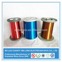 China Manufacturing UL Certificated Anodized Enamel Copper Magnet Wire