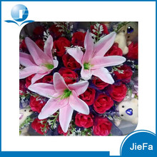 Factory Price Different Color Artificial Flowers For Delivery