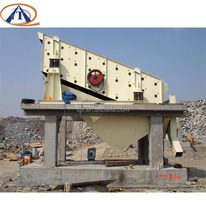 Sand vibrating screen/The outdoor use/Complete specifications