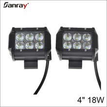 Supply wholesale for 4X4 / truck /tractors 12v 18w led work light offroad