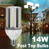 UL 360 Degree Led Bulb Street Light 14W/LED Garden Lights/High Luminance E27 Led Bulb.5Years Warranty,Enclosed Fixture Usable