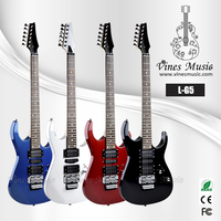 Factory price good electric guitars for beginners,best electric guitar,cheap electric acoustic guitar(L-G5)