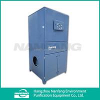 High Efficiency TUOER-B-II type Industrial Pulse Jet Cartridge Flour Toner Dust Extracter Price