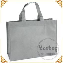 Custom printed non-woven resuable shopping bag for wholesales