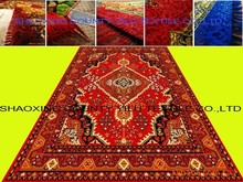 red rugs carpet brand made in china factory