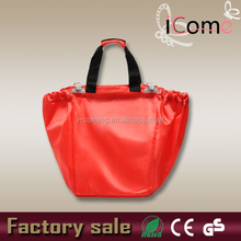 hot selling factory sale ECO high quality foldable grocery promotional supermarket shopping cart bag(ITEM NO:B150471)