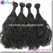 2015 Top Quality Hair Products Human Hair Drawstring Ponytail