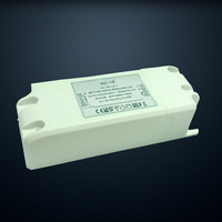 9W 10W 11W 12W led light driver 300ma DC/AC 12V/24v constant current led transformer