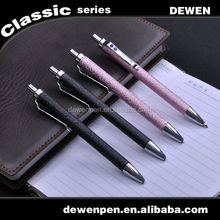High quality logo imprinted metal logo ball pen, promotional gift ballpoint pen