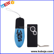 Waterproof and portable remote control vibrating ejaculating fake penis dildo