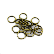 Fashion High Quality Metal Antique Brass Jump Rings