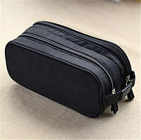 Portable Travel USB Cable Bag Electronics Accessories Organizer Case Hard Drive Bag