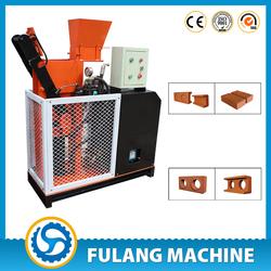 FL1-25 Fulang Machine plans house soil cement interlocking brick machine