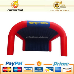 New new arrival inflatable tent custom