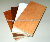 okume veneer poplar core high density of plywood/fancy plywood for building