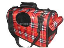 Folding dog carrier bag / Cat dog carrier bag / Collapsible pet carrier