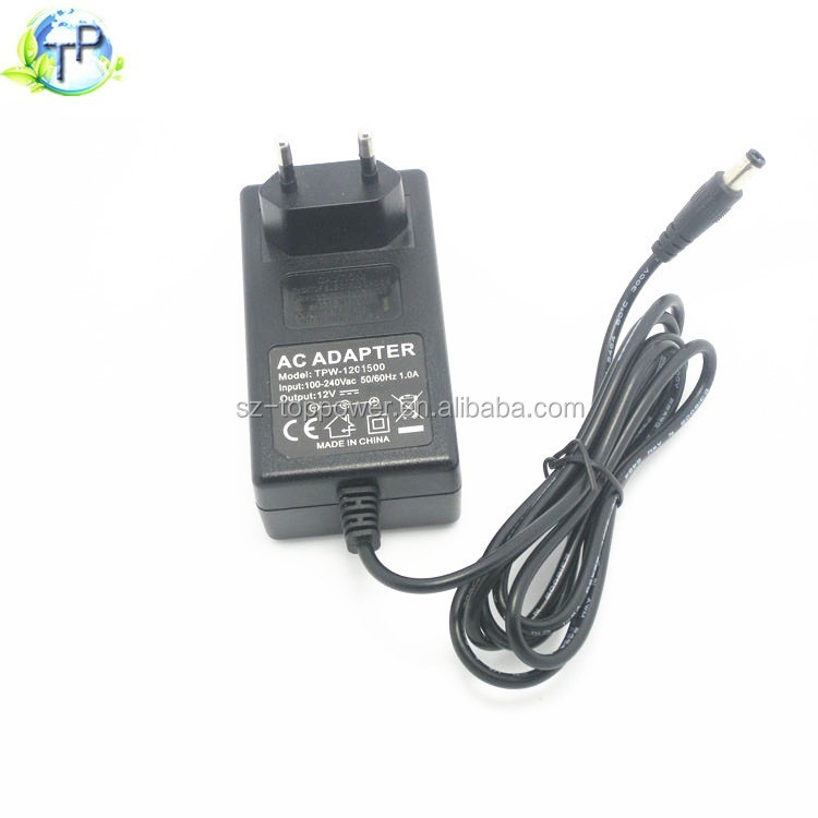 switching adapter how to use 5v