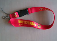 Football team lanyard in stock for teenagers , kids , students