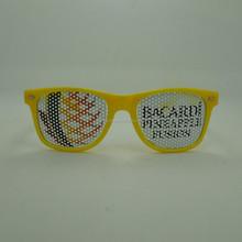 8 Bit Pixel Glasses Retro Sunglasses Party Pixel Pinhole Sunglasses