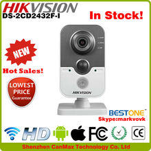 DS-2CD2432F-I 3.0MP day night version wireless IP66 Onvif CMOS waterproof PoE H.264 IOS Android hikvision camera