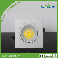 LED Grid Light 15W Downlight Housing Ar111 LED Down Light for Home