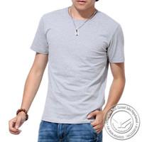 240 grams china wholesale silk/cotton custom mens tshirt korea design