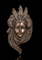 Best selling women sculpture bronze