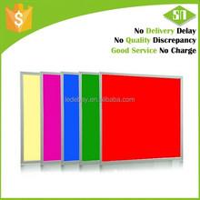 600x600mm 36W 5050SMD RGB LED Ceiling Panel Light