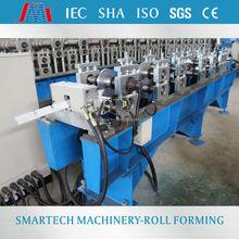 YKA12 graillato machine aluminum ceiling panel cold roll forming machine with servo motor &punching