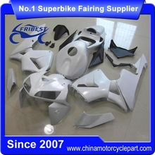 FFKHD008 Motorcycle Fairing For CBR600RR 2005 2006 White Prim Painted