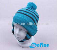 Winter Hat/100% Acrylic knitted hat/Fashion children hat