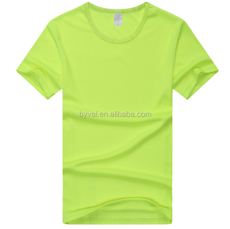 Wholesale custom blank t shirts 100 polyester sports t for Where to buy custom t shirts