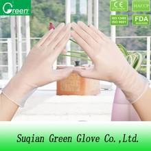 pvc gloves stretch vinyl gloves examination glove high quality AQL1.5/2.5/4.0