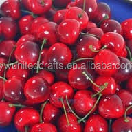 High similation atificial fruit and vegetables decorative artificial cherries