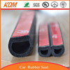 weather resistance self adhesive rubber seal strip/adhesive backed rubber strips