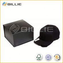 Handmade baseball cap box