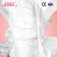 OEM Nonwoven adult diapers in printed bags or bales
