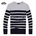 nuevo 2015 de lana de moda los modelos suéters para los hombres