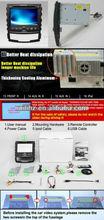 Ssangyong Korando Special Car Dvd Player with Gps Dvd Car Audio